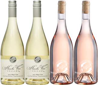 Rosé is Pink, Pinot Gris is… Delicious Image